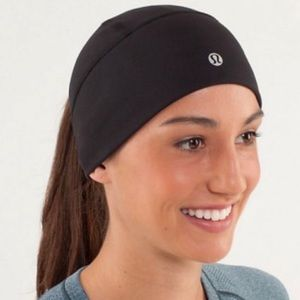 Lululemon Running Beanie with Ponytail Hole